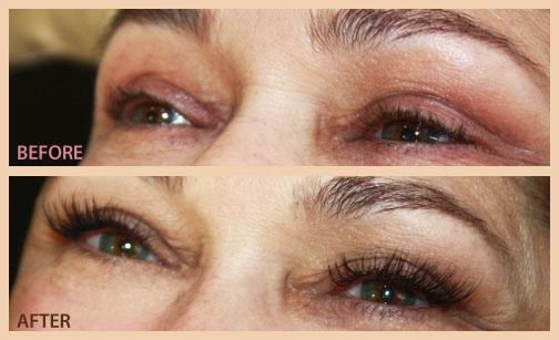 connecticut eyelash extension wilton CT