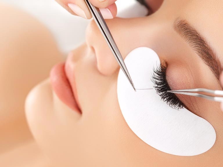 eyelash extension removal services ct